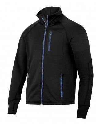 8001 Snickers FlexiWork Stretch-Fleece Jacke