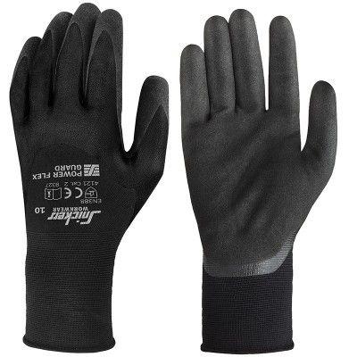 9327 Snickers Power Flex Guard Handschuhe 10. Paar