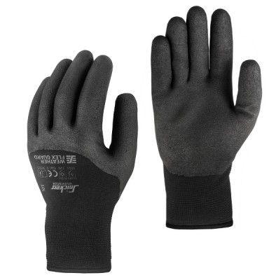 9395 Snickers WETTER Flex Guard Handschuhe 100. Paar