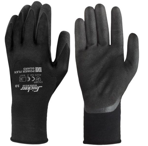 9388 Snickers Power Flex Guard Gloves 100 Paar
